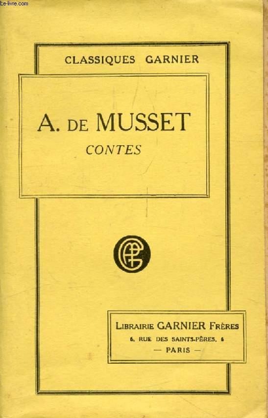 CONTES (Oeuvres Complètes de Alfred de Musset, VI)