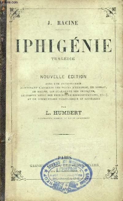 IPHIGENIE, Tragédie