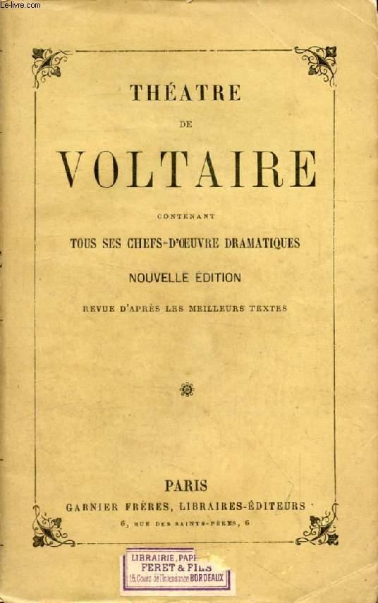 THEATRE DE VOLTAIRE