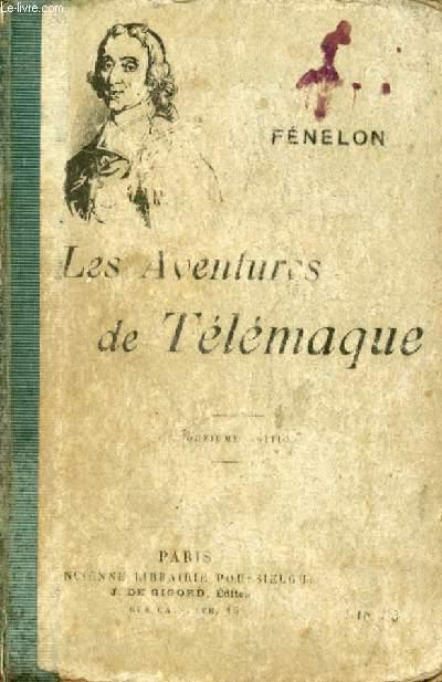 LES AVENTURES DE TELEMAQUE