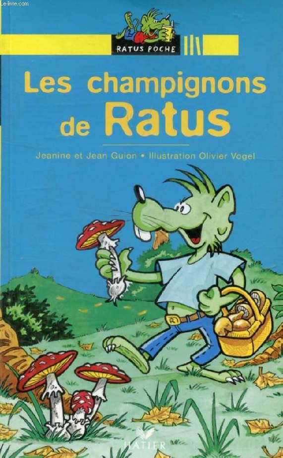 Les Champignons De Ratus Ratus Poche 3