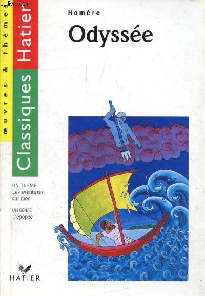 L'ODYSSEE (Classiques Hatier, Oeuvres & Thèmes)
