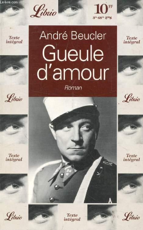 GUEULE D'AMOUR