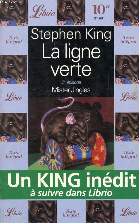LA LIGNE VERTE, 2e EPISODE, MISTER JINGLES
