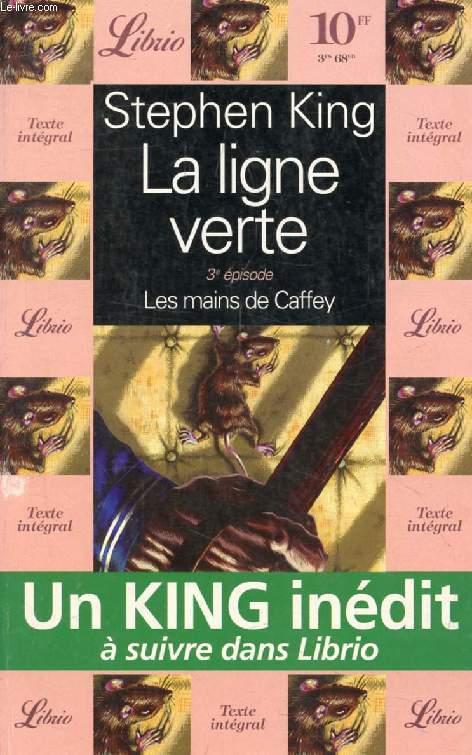 LA LIGNE VERTE, 3e EPISODE, LES MAINS DE CAFFEY