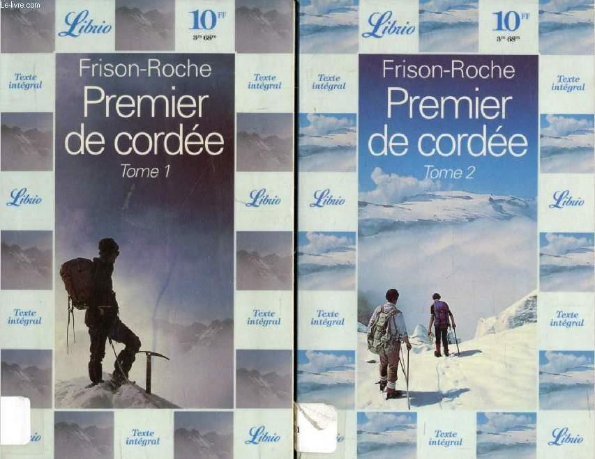 PREMIER DE CORDEE, 2 TOMES