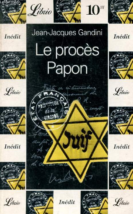 LE PROCES PAPON