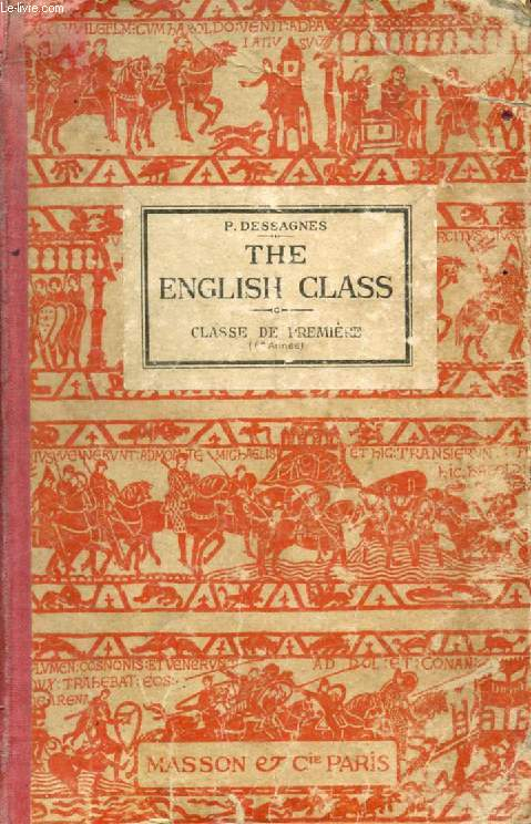 THE ENGLISH CLASS (ENGLISH LITERATURE), CLASSES DE 1re, PHILOSOPHIE ET MATHEMATIQUES