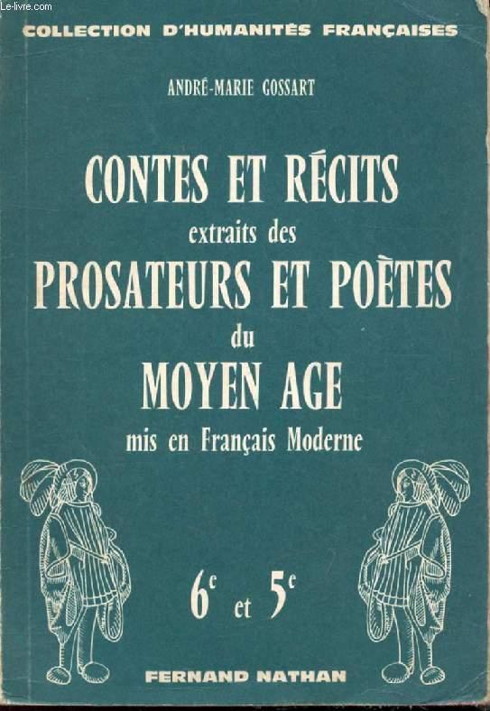 LES BEAUX TEXTES DE L'ANTIQUITE TRADUITS EN FRANCAIS, CLASSE DE 5e