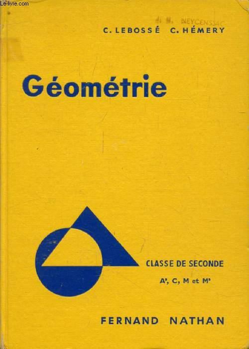 GEOMETRIE, CLASSE DE 2de A', C, M, M'