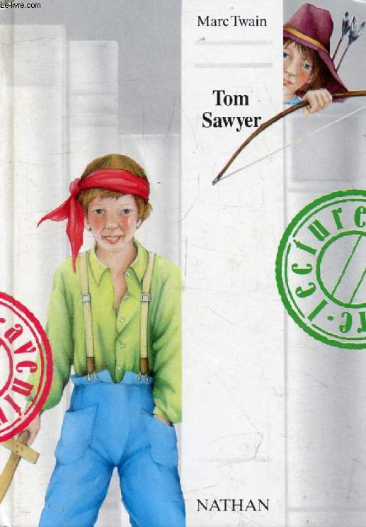 TOM SAWYER (Lecture Aventure)