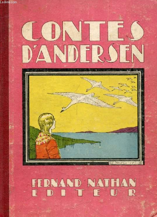 CONTES D'ANDERSEN (Oeuvres Célèbres pour la Jeunesse)