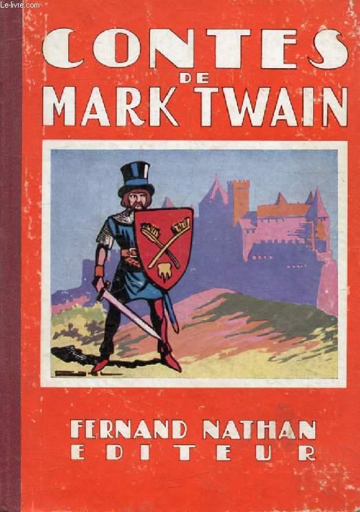 CONTES DE MARK TWAIN (Oeuvres Célèbres pour la Jeunesse)