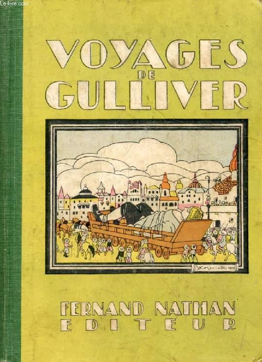 VOYAGES DE GULLIVER (Oeuvres Célèbres pour la Jeunesse)