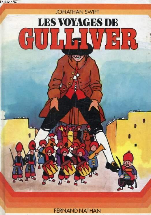 LES VOYAGES DE GULLIVER (Grand A)