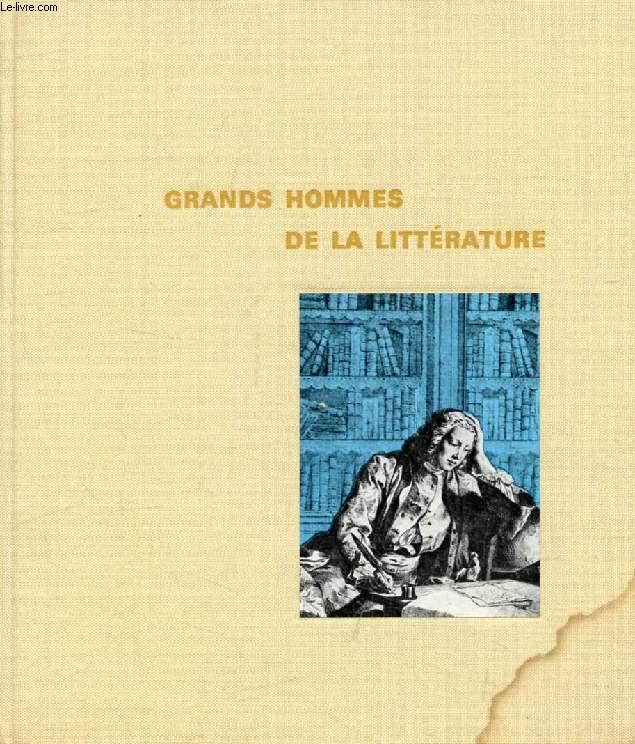 GRANDS HOMMES DE LA LITTERATURE