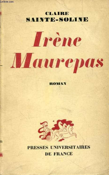 IRENE MAUREPAS