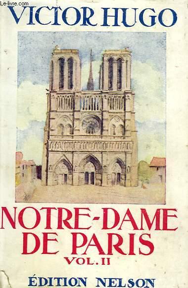 Notre-Dame de Paris, tome 2.