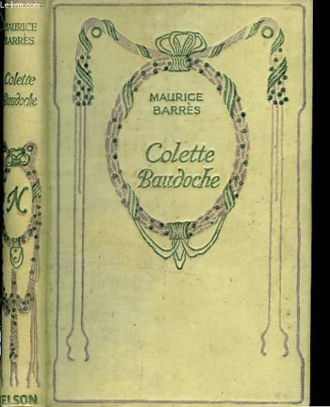 Colette Baudoche, histoire d'une jeune fille de Metz suivie de Un discours à Metz