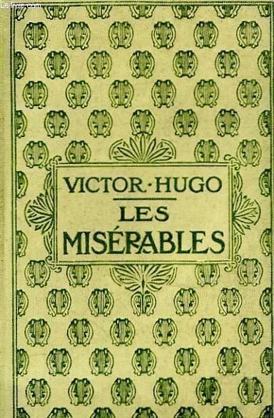 Les misérables, tome 2.