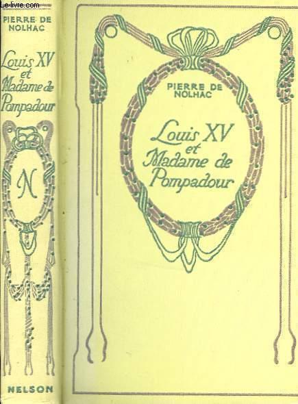 Louis XV et Madame de Pompadour.