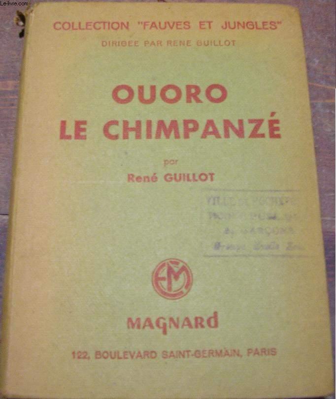 OUORO LE CHIMPANZE