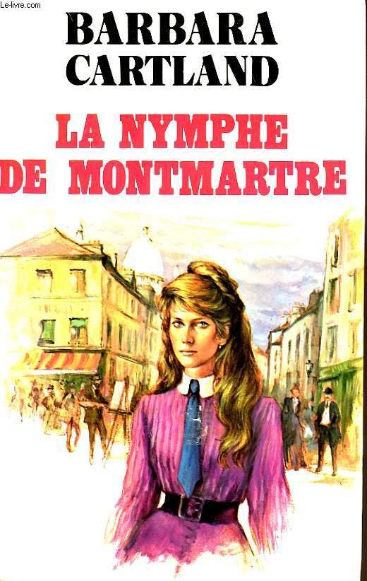 LA NYMPHE DE MONTMARTRE