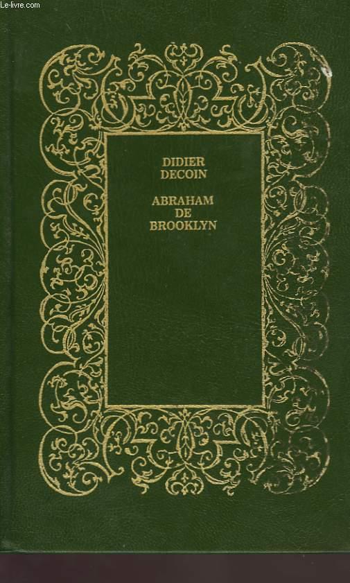 ABRAHAM DE BROOKLIN