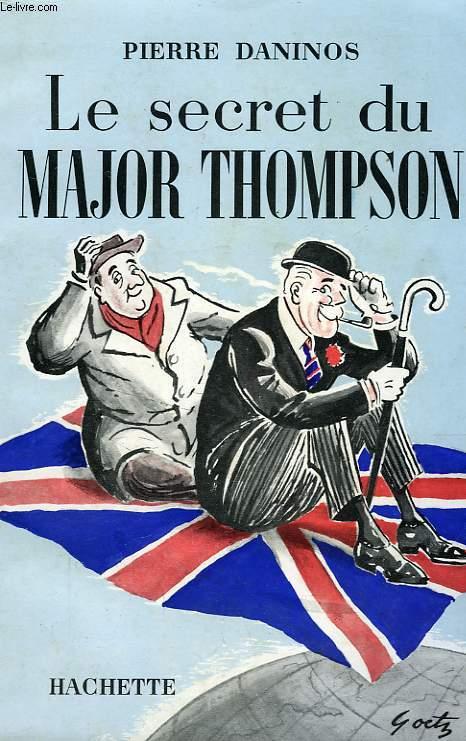 LE SECRET DU MAJOR THOMPSON