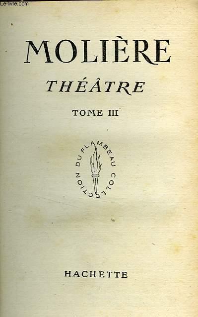 THEATRE, TOME 3