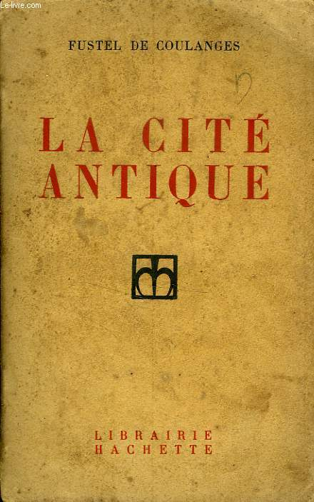 LA CITE ANTIQUE