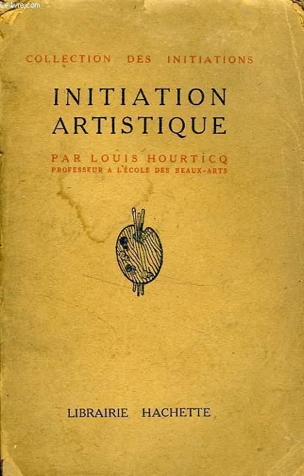 INITIATION ARTISTIQUE