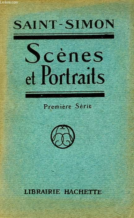 SCNES ET PORTRAITS - 1ère et 2ème SERIES