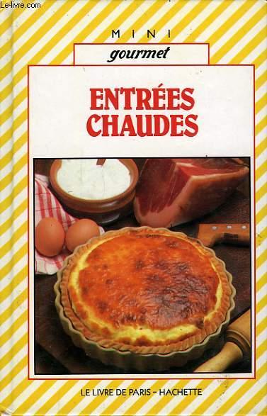ENTREES CHAUDES
