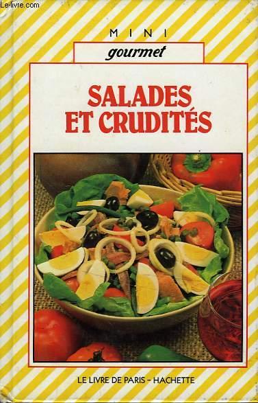 SALADES ET CRUDITES