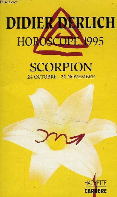 SCORPION, HOROSCOPE 1995