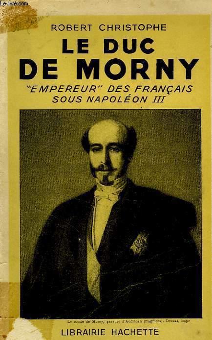 LE DUC DE MORNY