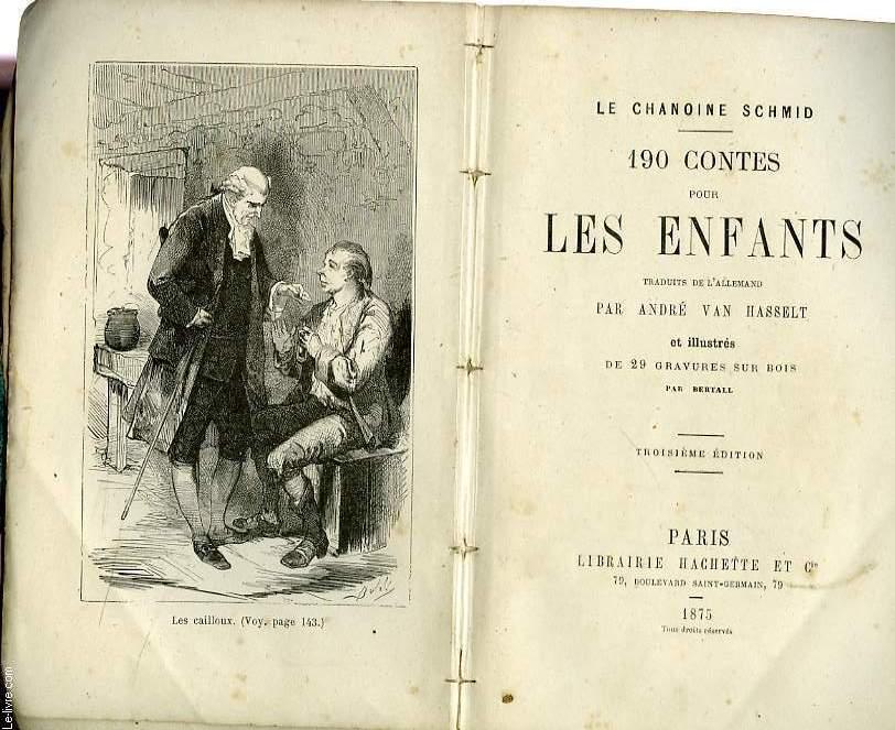 190 CONTES POUR LES ENFANTS