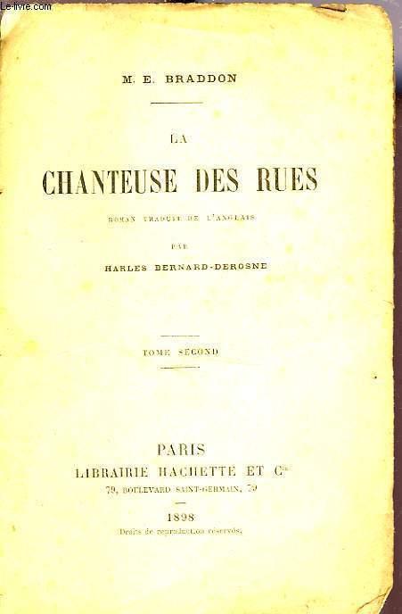 LA CHANTEUSE DES RUES, TOME 2