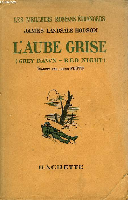 L'AUBE GRISE (GREY SAWN - RED NIGHT)