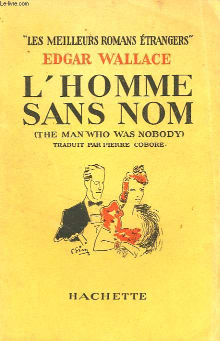 L'HOMME SANS NOM (THE MAN WHO WAS NOBODY)