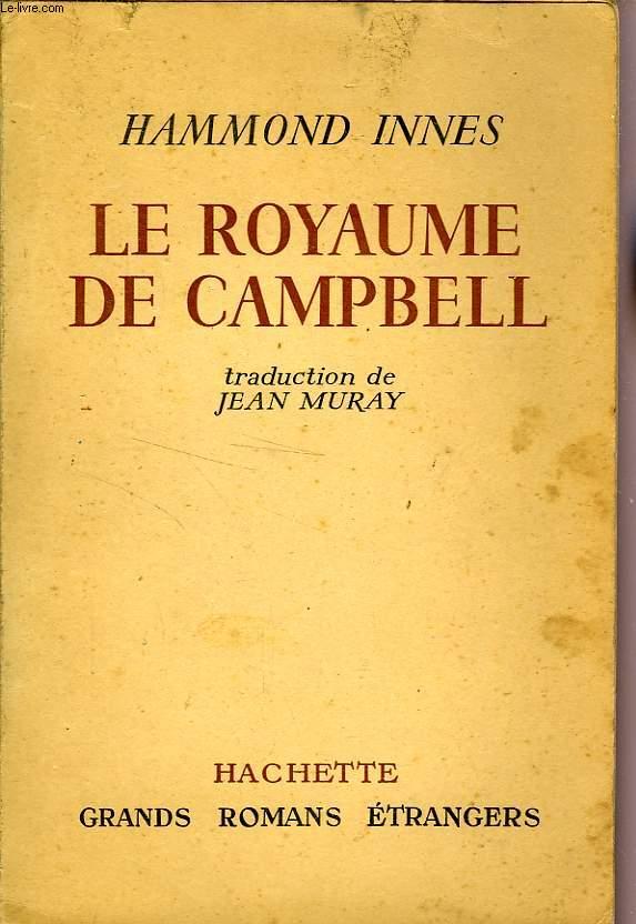 LE ROYAUME DE CAMPBELL