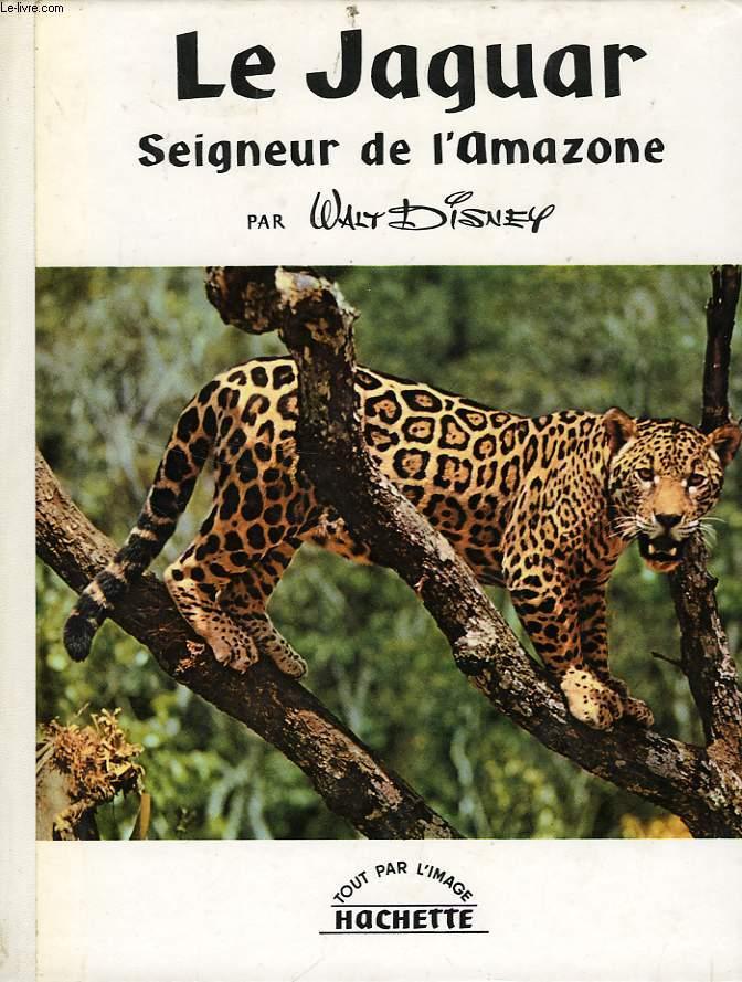 LE JAGUAR SEIGNEUR DE L'AMAZONE