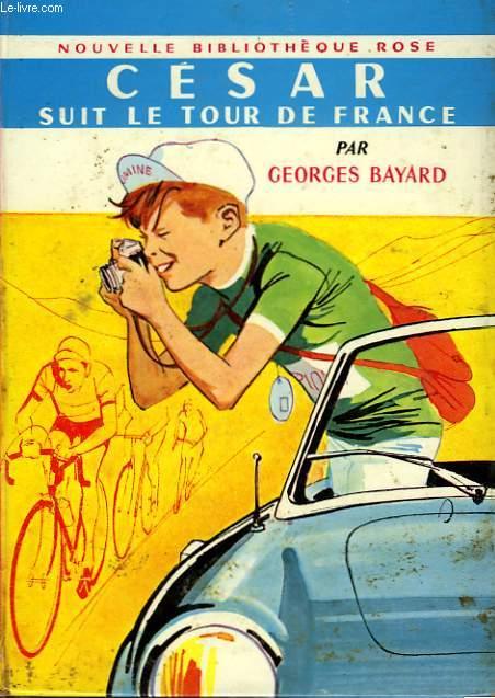 CESAR SUR LE TOUR DE FRANCE