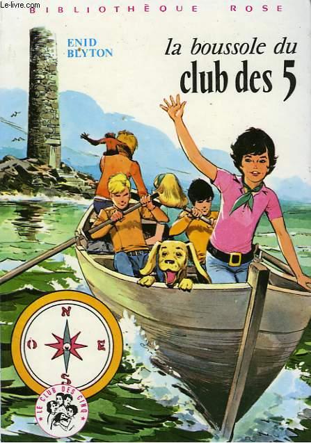 LA BOUSSOLE DU CLUB DES 5