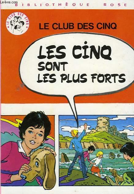 LES CINQ SONT LES PLUS FORTS