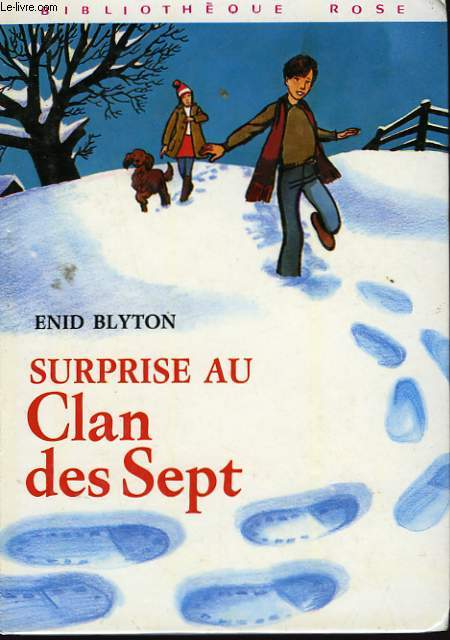 SURPRISE AU CLAN DES SEPT