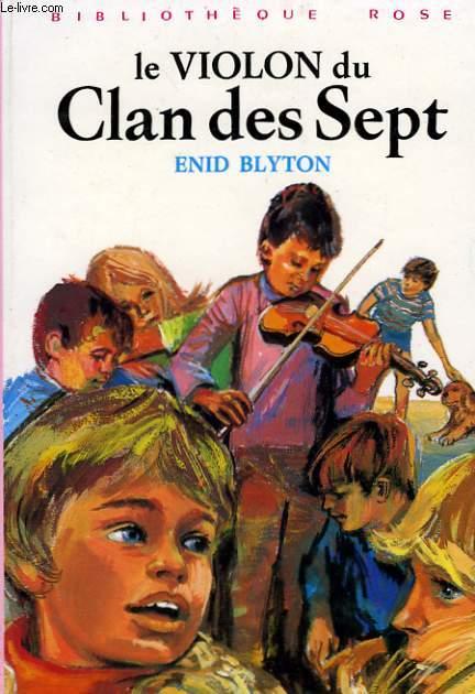 LE VIOLON DU CLAN DES SEPT