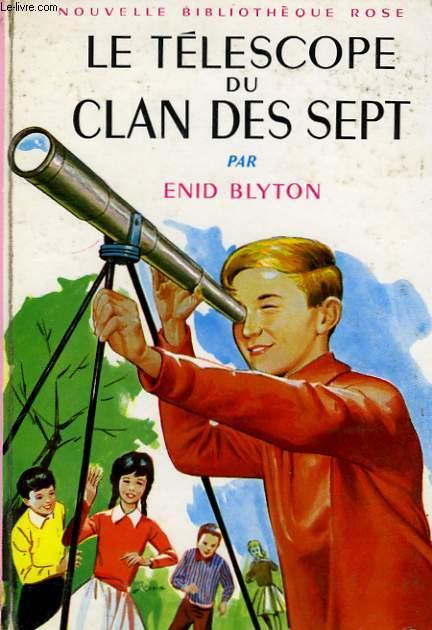 LE TELESCOPE DU CLAN DES SEPT