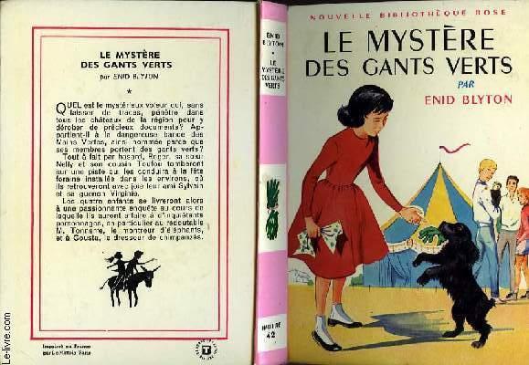 LE MYSTERE DES GANTS VERTS